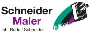 Logo - Malerfachbetrieb Rudolf Schneider in Bogen